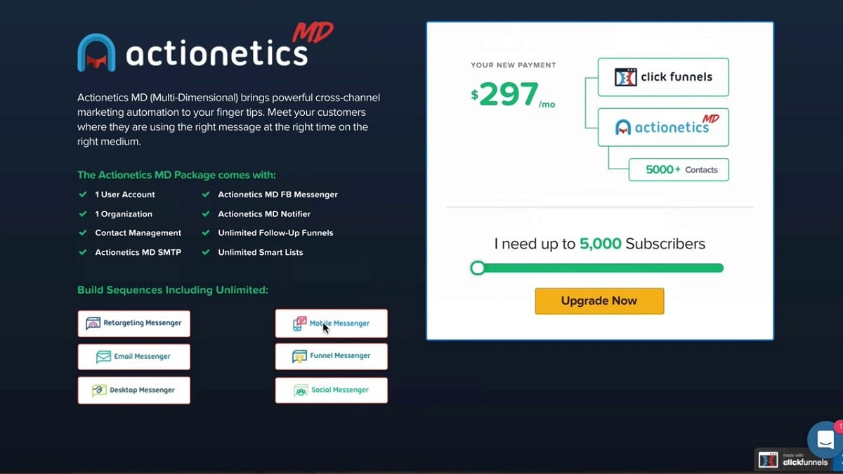 actionetics md clickfunnels