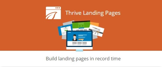 plugin thrive landing pages thrivethemes