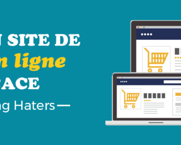 créer un site de vente en ligne