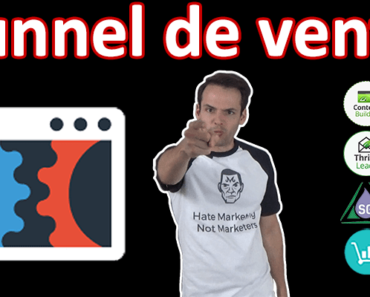 logiciel marketing tunnel de vente