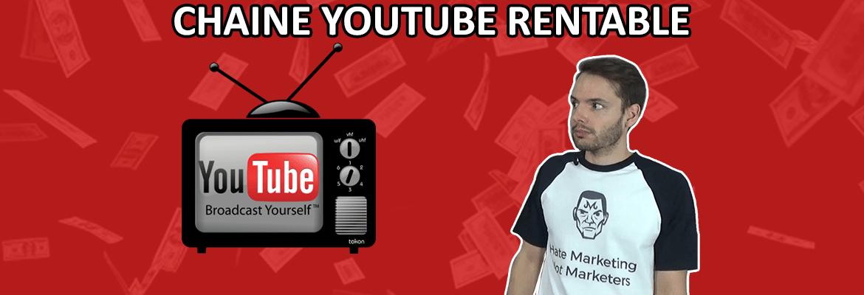 Cr er une cha ne youtube qui marche et gagner de l 39 argent for Creer une entreprise qui marche