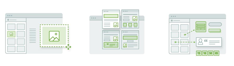 outil pour créer une page web