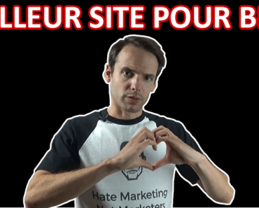 le meilleur site internet pour créer un blog