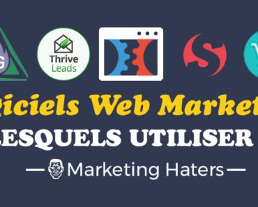 logiciel web marketing