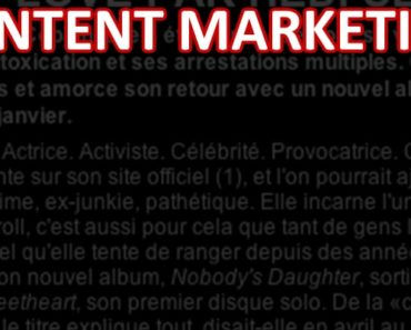 Content marketing : initiation au marketing de contenu exemples et définition