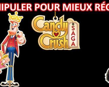 Candy Crush par King : manipuler pour mieux régner