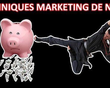 Techniques de vente : 9 puissantes techniques marketing de Ninjapour vendre plus