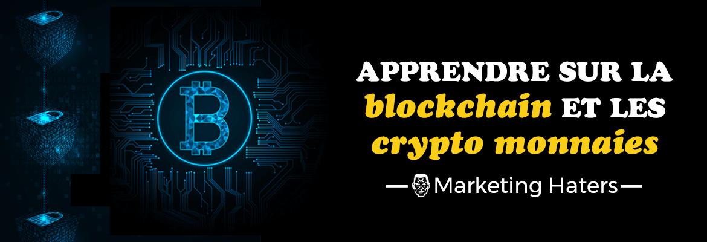 blockchain et crypto monnaie