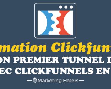 formation vidéo gratuite Clickfunnels en Français