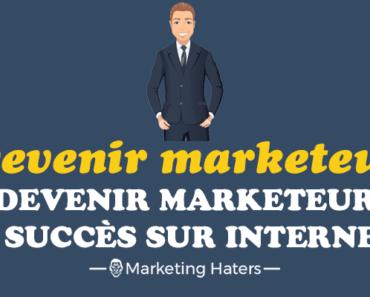 devenir marketeur à succès sur internet
