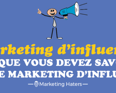 marketing d'influence : influencer marketing