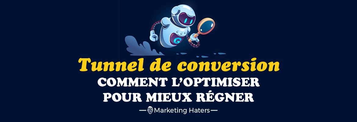 optimiser tunnel de conversion