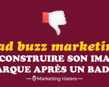 bad buzz marketing
