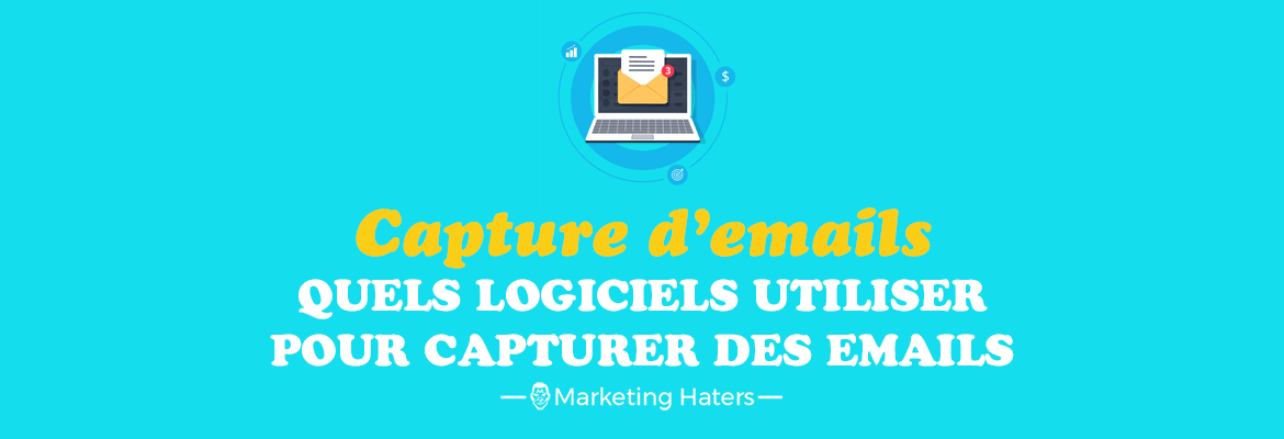capture adresses email