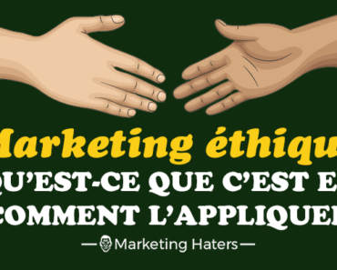 marketing éthique
