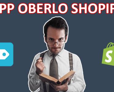 Test et avis de l'app Oberlo Shopify Aliexpress