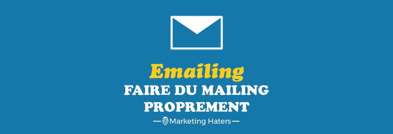 comment faire du mailing