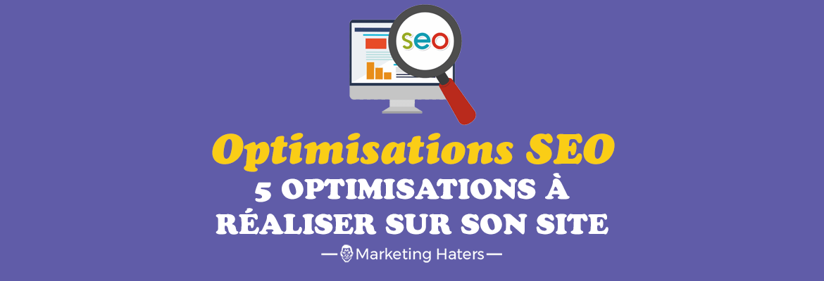 optimisations seo