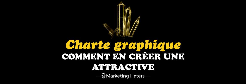 créer une charte graphique attractive