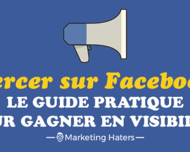 comment percer sur facebook