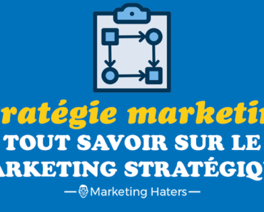 plan marketing stratégique