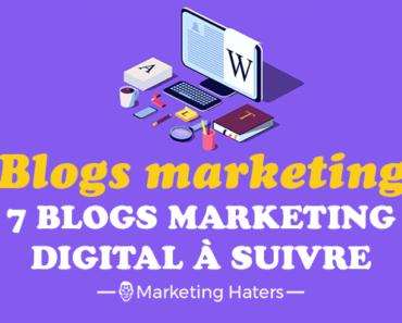 blog marketing à suivre