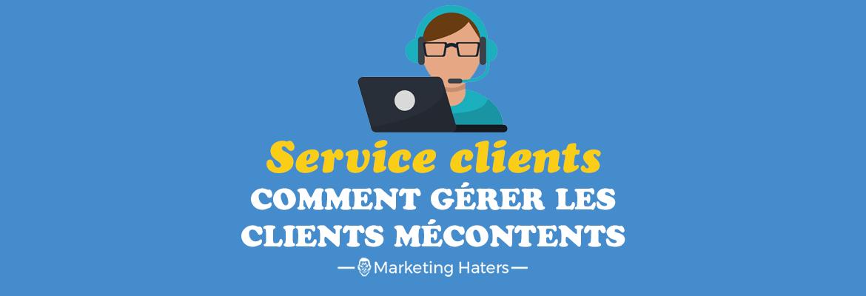 gestion service client