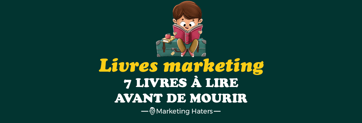 livres marketing à lire