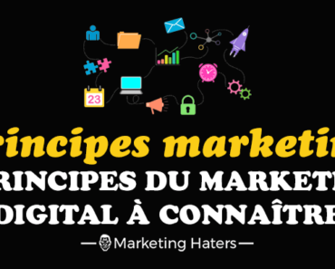 principes du marketing