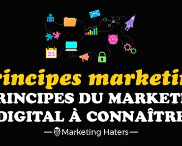 principes du marketing