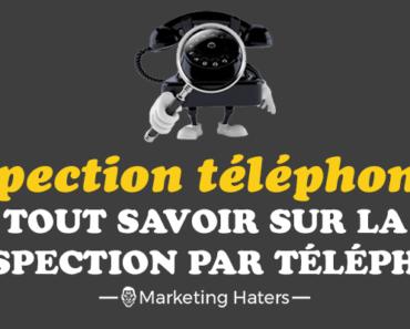 prospection téléphonique téléphone