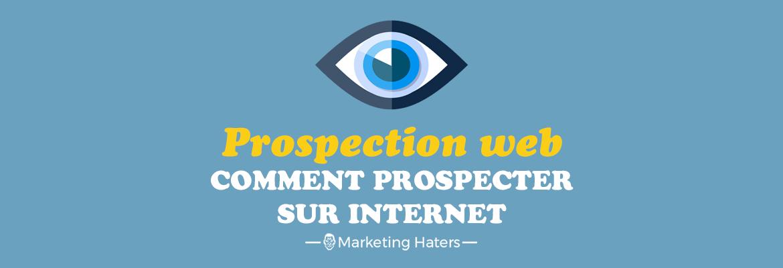 prospection sur Internet
